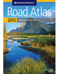 """""""Rand McNally Road Atlas Brand New, The Rand McNally 052801143X 2015 road atlas has a coverage of state and national designated truck routes"""