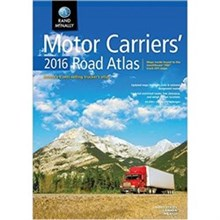 Rand McNally Road Atlases rand mcnally 528013211