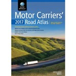 Rand McNally 0528015710 Rand McNally - 2017 Motor Carriers Road Atlas