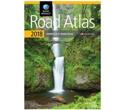 Rand McNally Road Atlases rand mcnally 0528017314