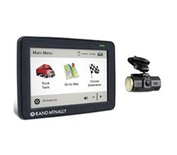 Rand Mcnally GPS with Dash Cam rand mcnally tnd530
