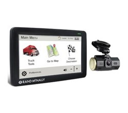 Rand Mcnally GPS with Dash Cam rand mcnally tnd730lm