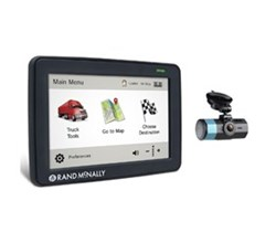 Rand Mcnally GPS with Dash Cam rand mcnally tnd525